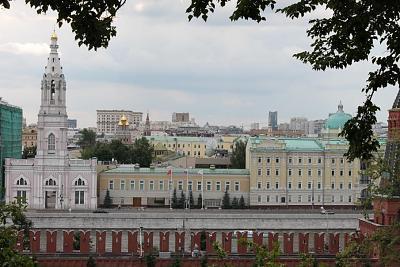 Нажмите на изображение для увеличения Название: Вид на Москву с Кремля.jpg Просмотров: 301 Размер:98.7 Кб ID:308