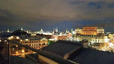 Нажмите на изображение для увеличения Название: Вечерняя Москва.jpg Просмотров: 80 Размер:92.0 Кб ID:925