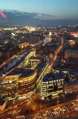 Нажмите на изображение для увеличения Название: Москва - вид с Свиссотеля.jpg Просмотров: 86 Размер:100.2 Кб ID:927