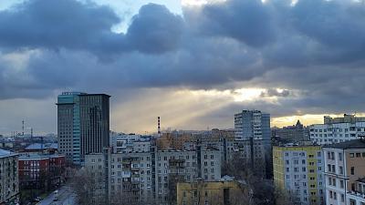 Нажмите на изображение для увеличения Название: Москва - вид с павелецкой  плазы.jpg Просмотров: 77 Размер:95.7 Кб ID:932
