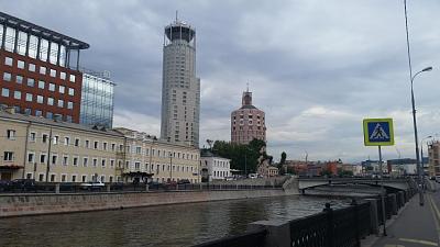 Нажмите на изображение для увеличения Название: Садовническая набережная в Москве.jpg Просмотров: 75 Размер:96.7 Кб ID:936
