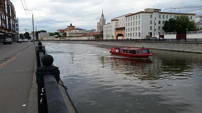 Нажмите на изображение для увеличения Название: Кадашёвская набережная на фото. Город Москва.jpg Просмотров: 74 Размер:97.2 Кб ID:937