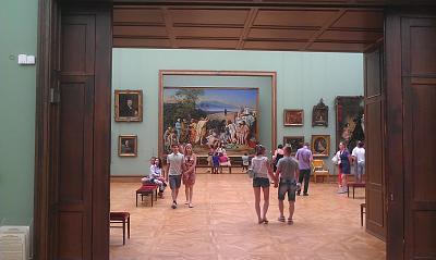 Нажмите на изображение для увеличения Название: Залы.Государственная Третьяковская галерея.jpg Просмотров: 104 Размер:95.4 Кб ID:329