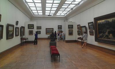 Нажмите на изображение для увеличения Название: Картины в Третьяковской галерее.jpg Просмотров: 105 Размер:92.9 Кб ID:330