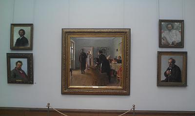 Нажмите на изображение для увеличения Название: Живопись.Третьяковская галерея.jpg Просмотров: 90 Размер:91.6 Кб ID:333