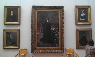 Нажмите на изображение для увеличения Название: Картины.Государственная Третьяковская галерея.jpg Просмотров: 89 Размер:93.8 Кб ID:338