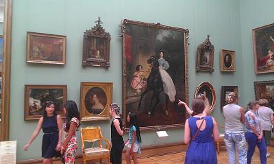 Нажмите на изображение для увеличения Название: Туристы.Третьяковская галерея.jpg Просмотров: 89 Размер:94.9 Кб ID:344