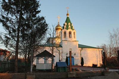 Нажмите на изображение для увеличения Название: Церковь в Заворово.jpg Просмотров: 171 Размер:78.8 Кб ID:263