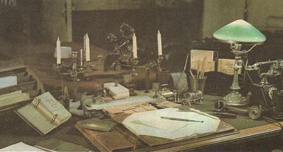 Нажмите на изображение для увеличения Название: Вещи на рабочем столе В. И. Ленина.jpg Просмотров: 156 Размер:60.5 Кб ID:402