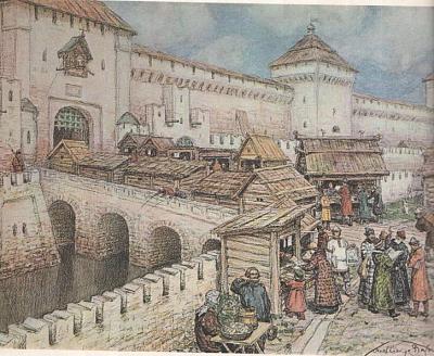 Нажмите на изображение для увеличения Название: Книжные лавочки на Спасском мосту.jpg Просмотров: 121 Размер:98.5 Кб ID:410